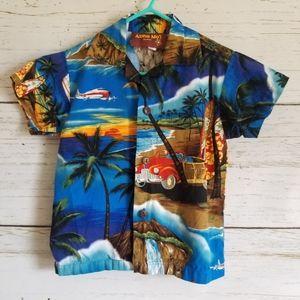 Hawaiian Shirt Hawaii sz. 2